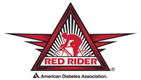 I ride with diabetes ... this makes me a Red Rider